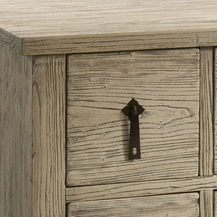 Twelve Drawer Chest