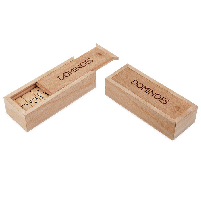Mango Wood Dominoes