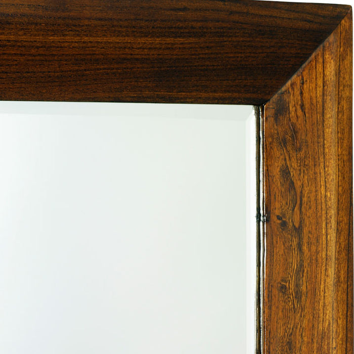 Wall Mirror, Warm Elm
