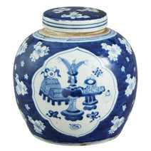 Ginger Jar, Blue and White, Possessions