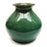 Green Ceramic Bowl Vase