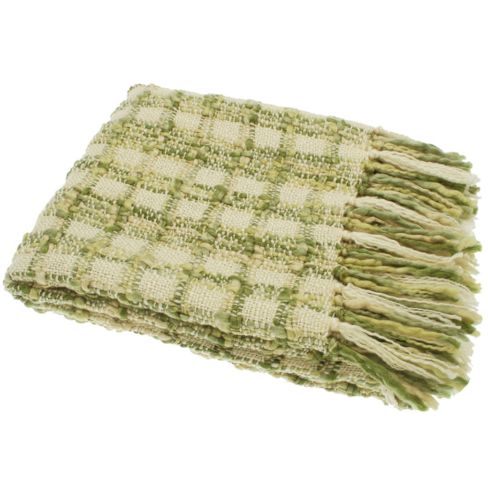 Kelso Throw, Spring Green