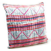 Miao Large Patterned Cushion