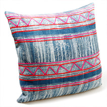 Miao Patterned Cushion