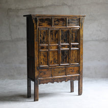 Large Shanxi Panelled Armoire
