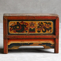 Antique Tibetan Table