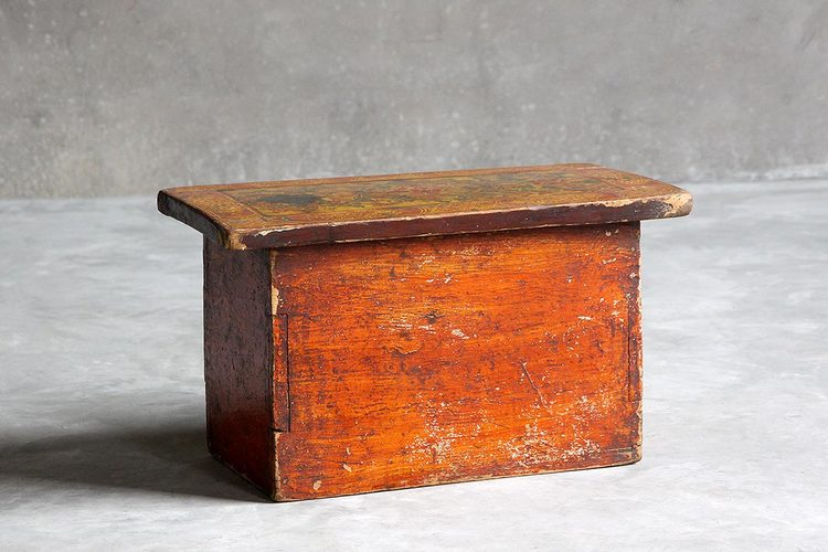 Small Tibetan Side Table