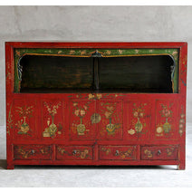 Qinghai Large Display Cabinet