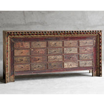 Decorative Tibetan Chest of Drawers