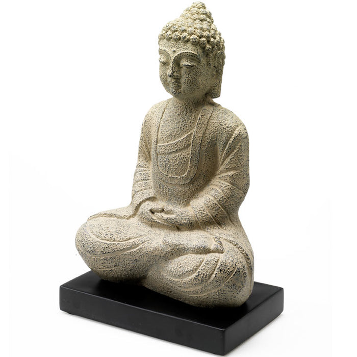 Stone Seated Buddha