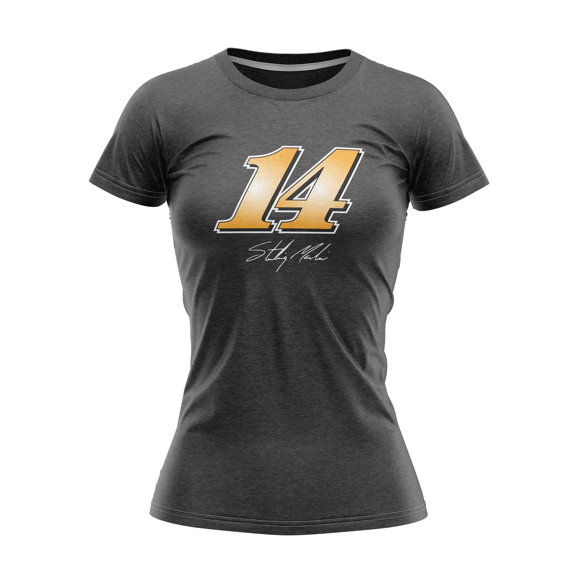 Women's #14 Sterling Marlin Tee
