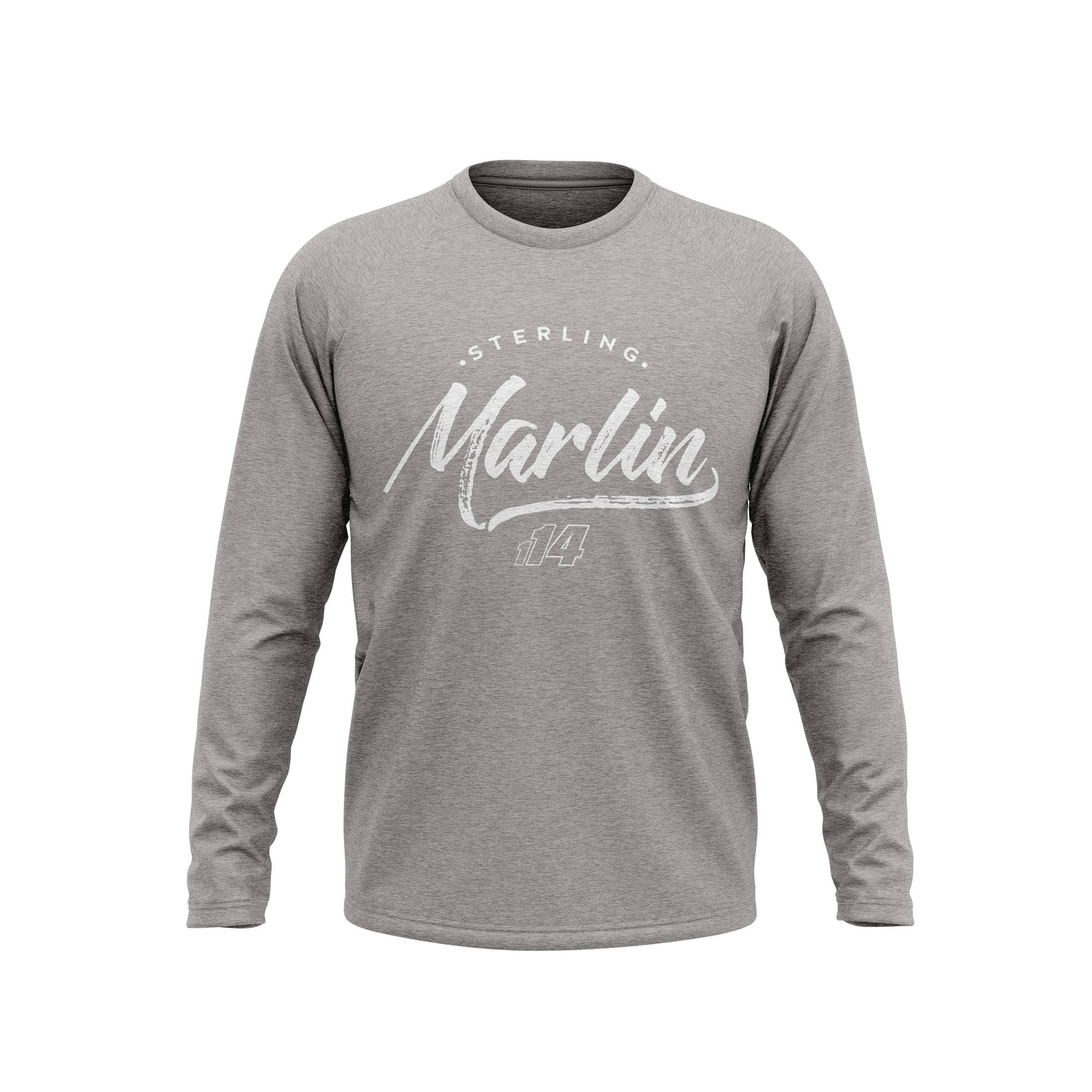 Rustic Long Sleeve Shirt [Light Heathered Gray]