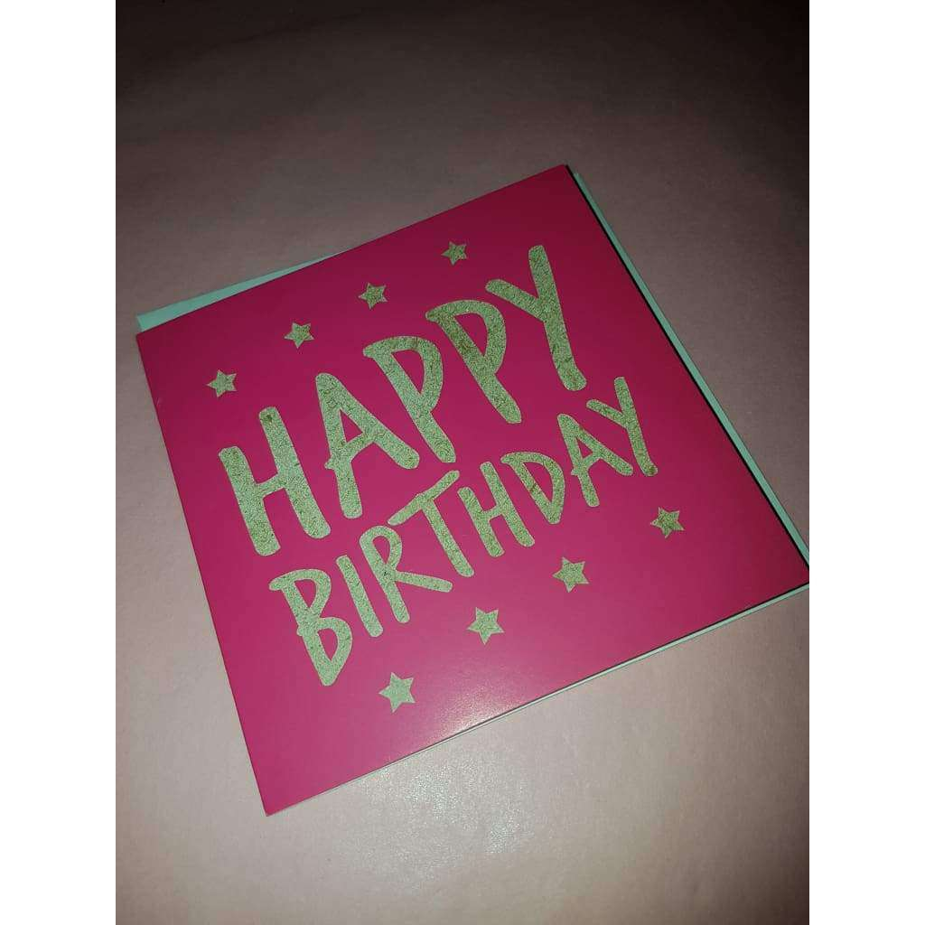 Birthday Card - Why So Salty