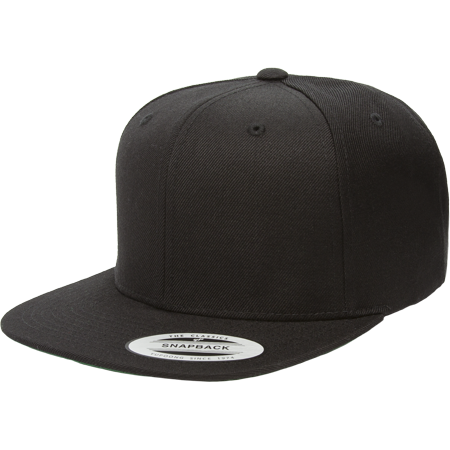 Image of SALTY Snapback Cap