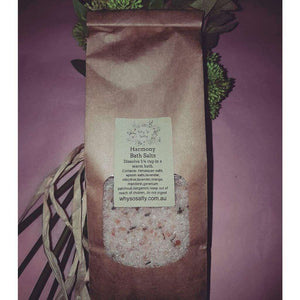 Harmony Bath Salts - Why So Salty