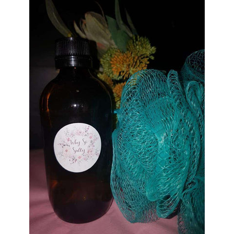 Natural Lemon Myrtle Body Wash. - Why So Salty