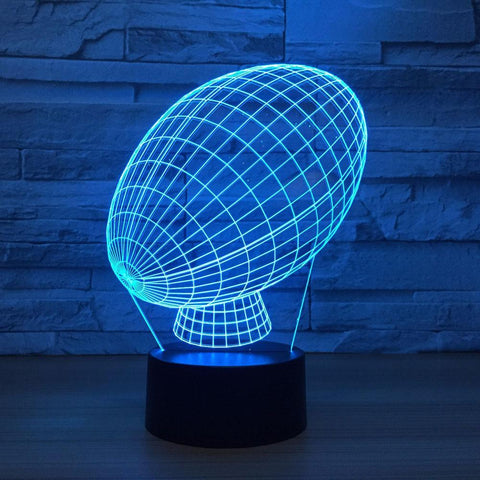 Image of New Day Stock 3D Lamp American Football 3D Led Lamp