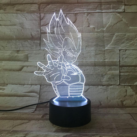 Image of New Day Stock 3D Lamp Dragon Ball 3D Led Lamp