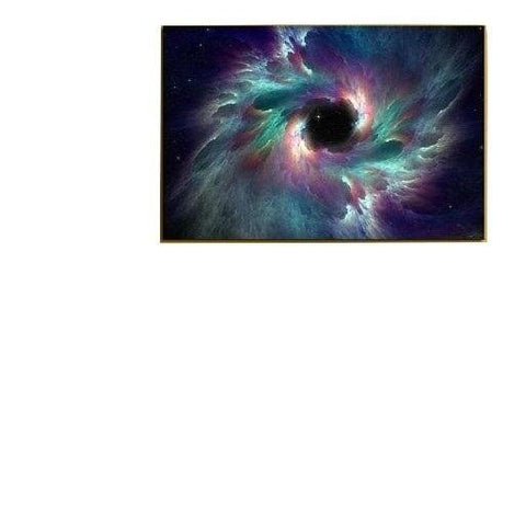 Image of New Day Stock Store Canvas Paintings Medium / 1 Piece / No Frame Creation Galaxy Multi Piece Canvas Set
