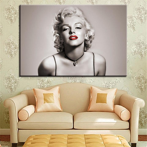 New Day Stock Store Canvas Paintings Medium / 1 Piece / No Frame Marilyn Monroe Multi Piece Canvas Set 7