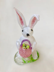 Glass Academy custom order bunny