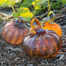 Glass Pumpkins-Custom Ordered to your requests!