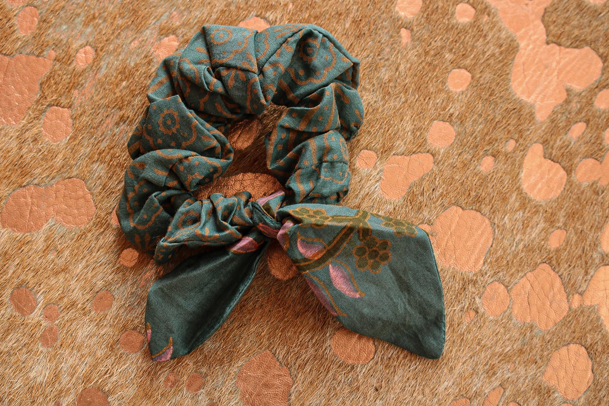 Surfer gal Scrunchie | Chosen Women's Apparel
