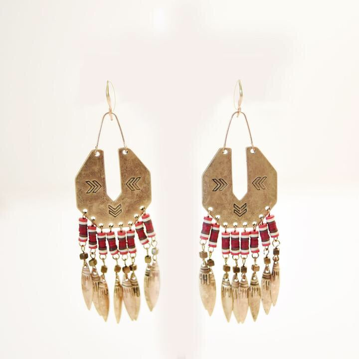 India Earrings | Chosen Women's Apparel