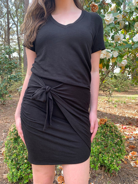 Jane tie dress | Chosen Women's Apparel