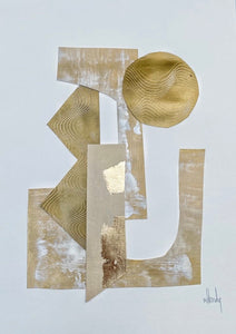 Gold Collage II