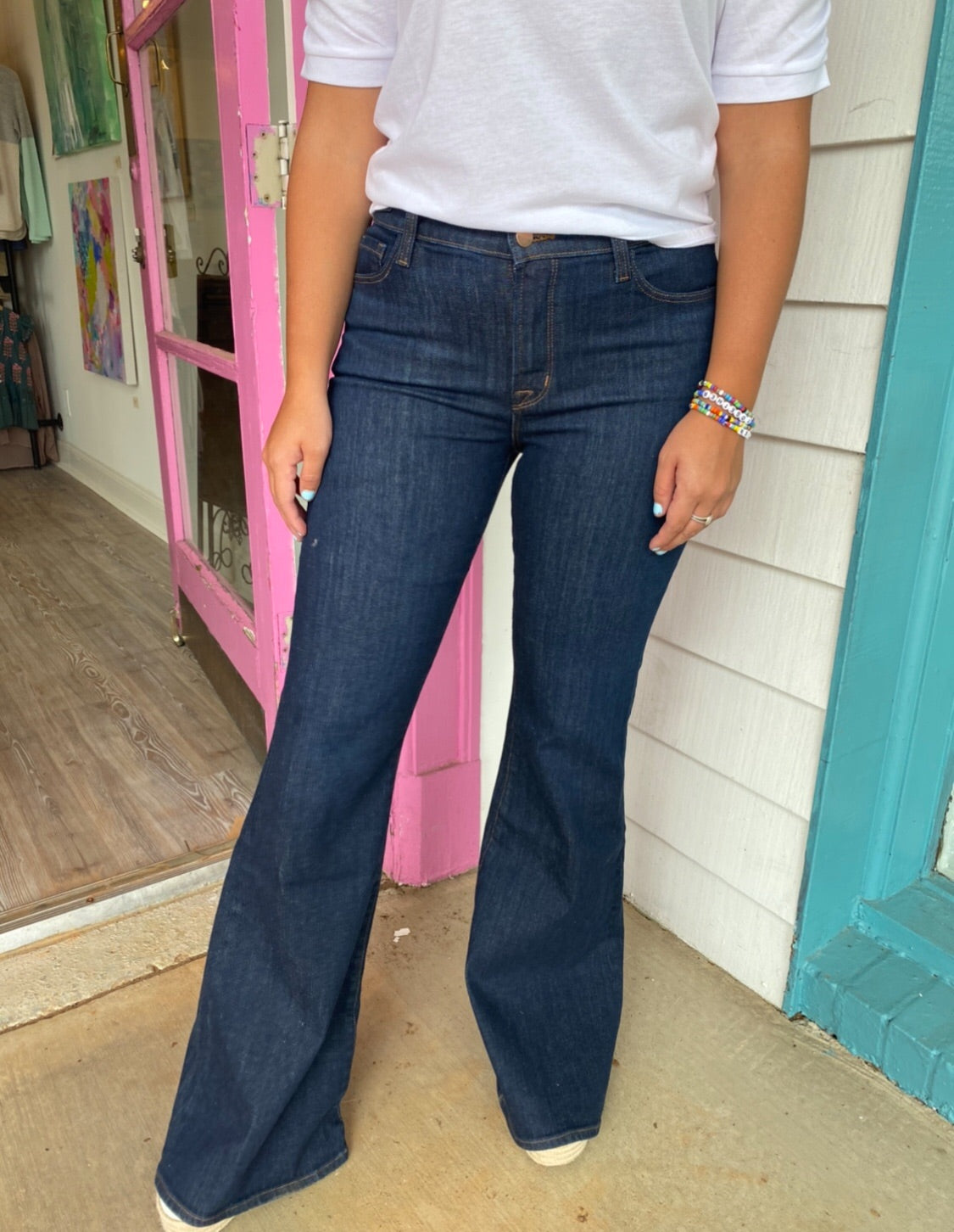 Valentina High Rise Jeans