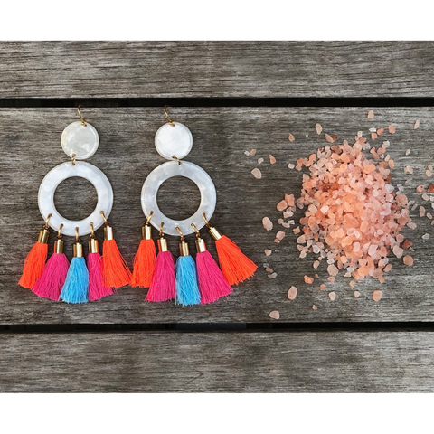 SV2003 Coco Cabana Earrings | Chosen Women's Apparel