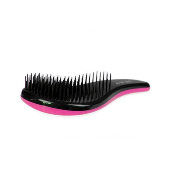 Tangle Tonic Brush Pink Zebra