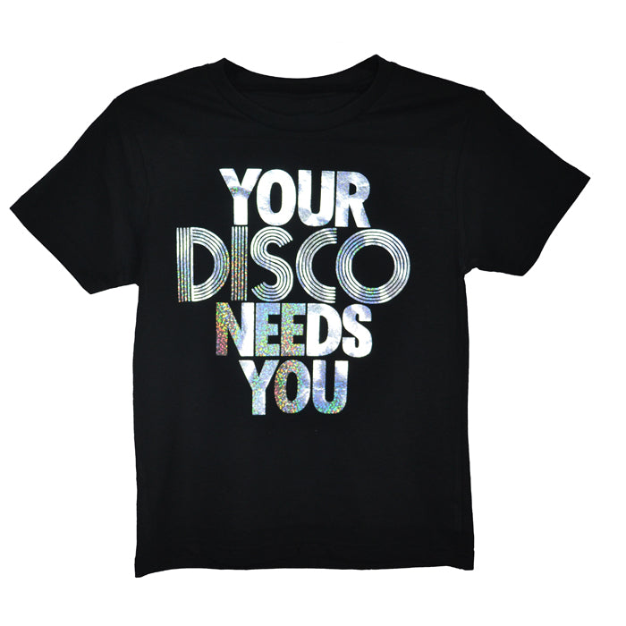 Sugar&Spice T-shirt Your Disco Needs You