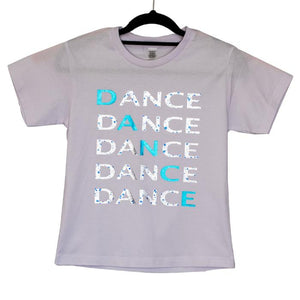 Dance Dance Dance Dance Dance Blue sold by star performance co