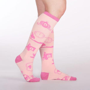 Sock It To Me Knee High Socks Happily Ever After sold by Star Performance Co.