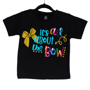 Sugar&Spice T-shirt It's All About The BOW