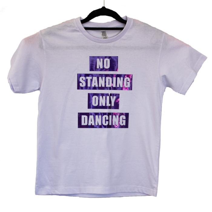 no standing only dancing sold by star performance co