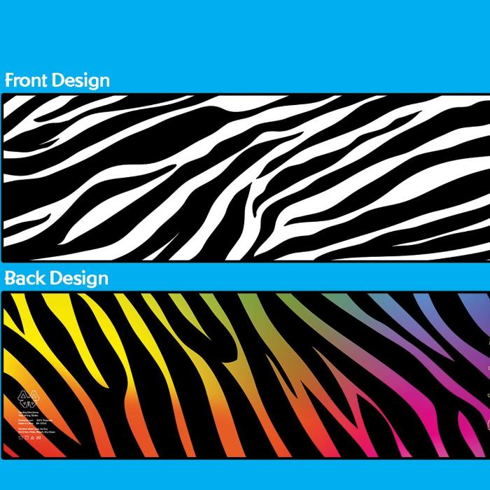 DERBY ICE Towel zebra sold by star performance co.