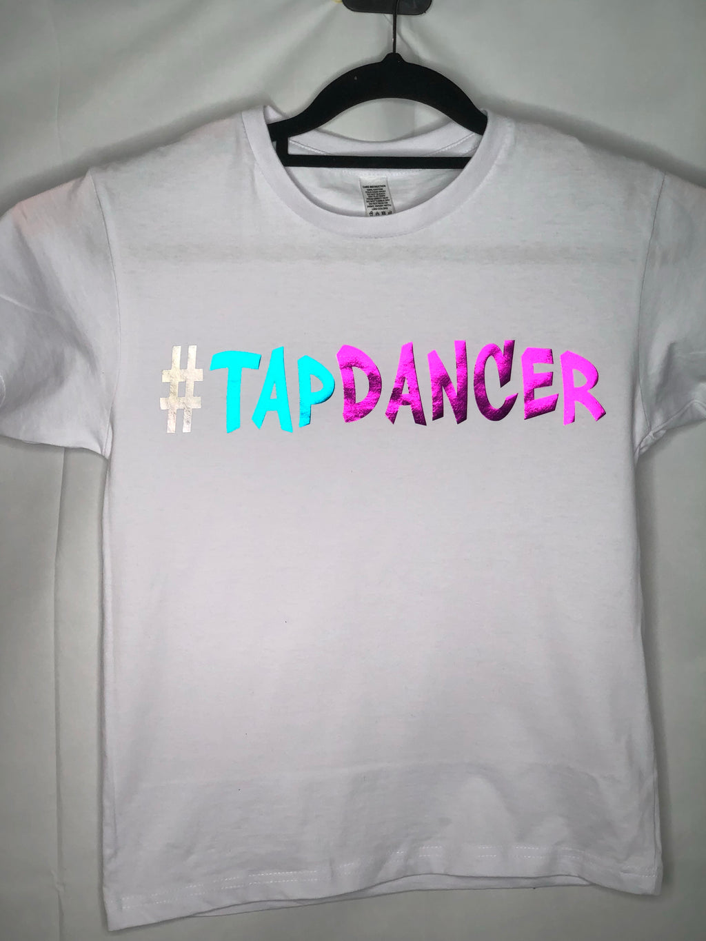 Dancediva T-shirt #TAPDANCER