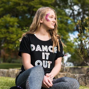 DANCE IT OUT custom shirt sold by star performance co.