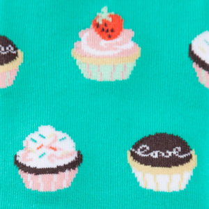 Sock It To Me Knee High Socks Let Them Eat Cupcakes sold by Star Performance Co.
