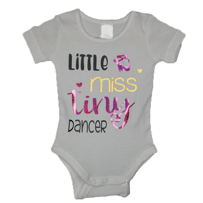 Baby Bodysuit Little Miss Tiny Dancer
