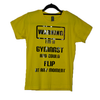 warning im a gymnast_metallic shirt from star performance co