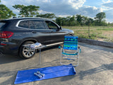 Aluminum Tailgater Tire Table