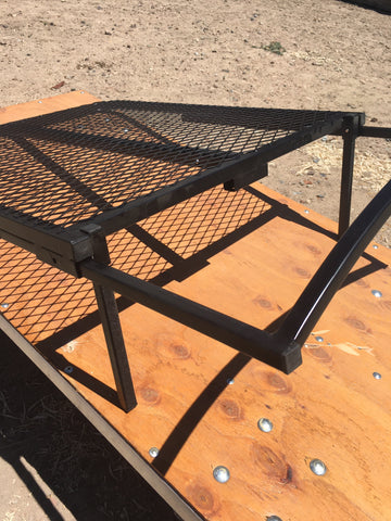 The Original Steel Tire Table - Scratch & Paint
