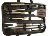BBQ Grilling Accessories (9 Piece Set)