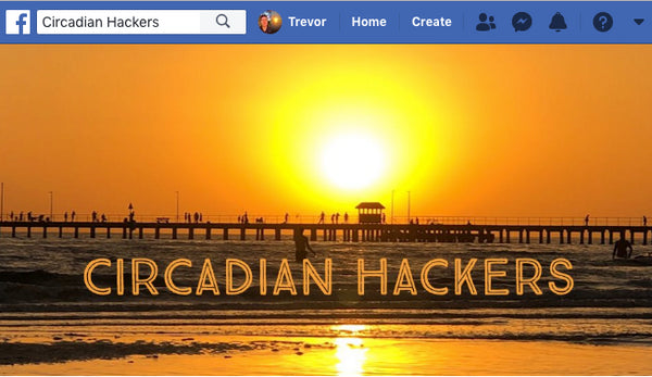 Circadian Hackers facebook group