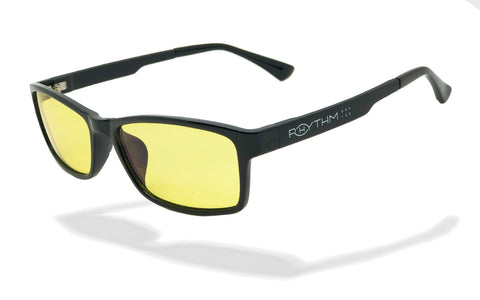 Rhythm Optics anti blue light eyewear Tangle