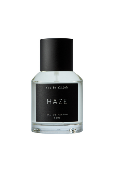 Who is Elijah 50ml // Haze